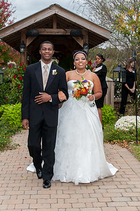 Kenisha & Edward - Ceremony