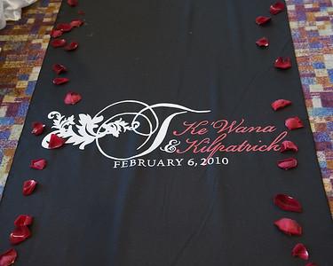 Ke'Wana & Kilpatrick - Wedding Details