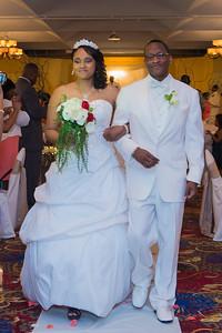 Latrece & Brandon - Ceremony