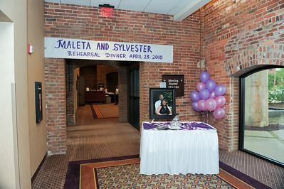 Maleta & Sylvester Wedding - Rehearsal Dinner