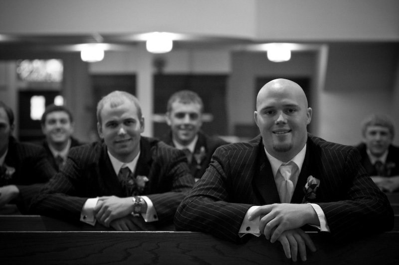 Matt & Nicole Bowe Wedding