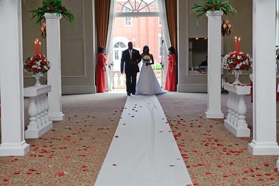 Monaque & Christopher Wedding - Ceremony