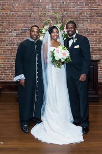 Nia & Marcus - Post-ceremony Formals