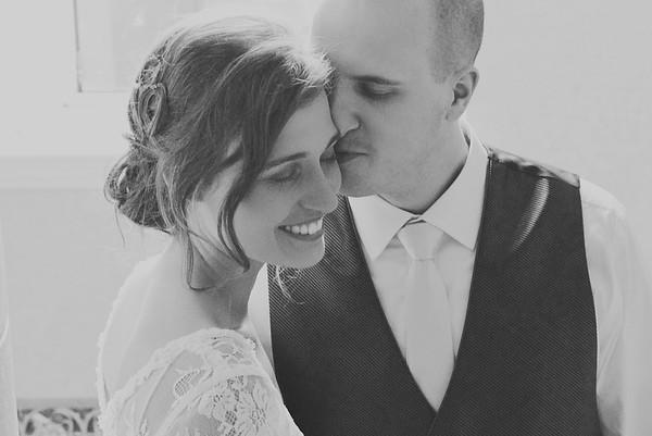 megan & trent ~ wedding