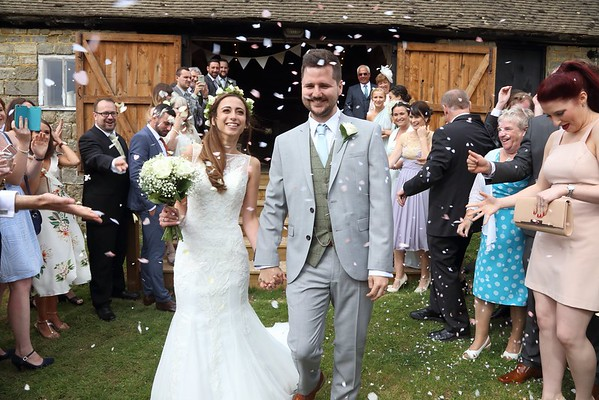 Rebecca & Tom Wedding 2016