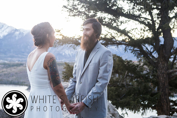 Sapphire Point Wedding Photos - Dani and Jesse