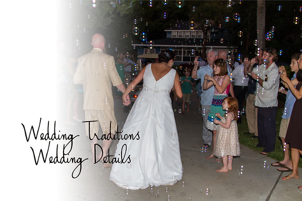 Wedding Traditions and Details Cover Page