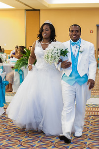 Teneshia & Derrick - Ceremony
