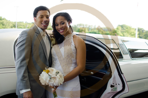 The Branch's Wedding Day