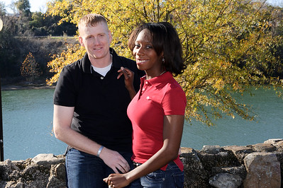 Tia & Greg Engagement