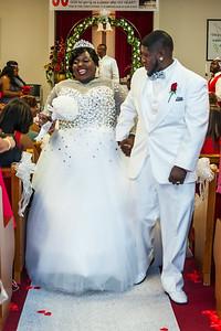Tyrandia & Antonio - Ceremony