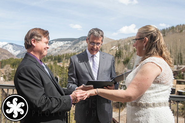 Vail Wedding Photographer - The Ritz-Carlton, Vail - Barry and Mischel