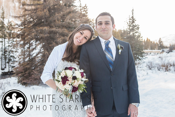 Vail Wedding Photography - Haley and Reza