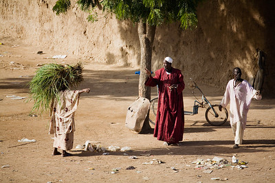 This Way and That / Djenne, Mali