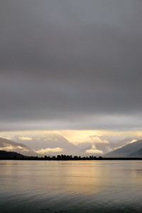 Beneath II - Mountains of Glencoe viewed from Sallachan, Ardgour