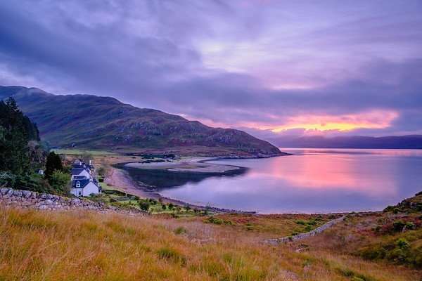 Out of the Blue - Camasnacroise, Kingairloch, Ardgour