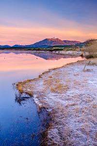 Sundown Frost II - Loch Shiel, Acharacle, Ardnamurchan