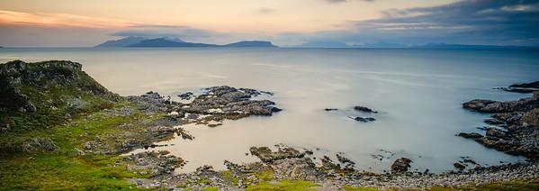 On the Horizon - Inverockle, Ardnamurchan