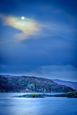 Blue Moon I - Kentra Bay Slipway, Gobshealach, Ardnamurchan