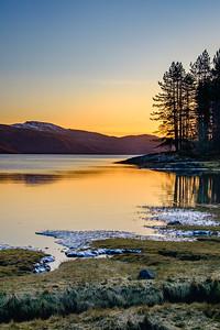 Icy Past I - Sailean nan Cuileag, Salen, Ardnamurchan
