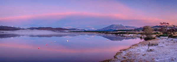 Descending Calm - Loch Shiel, Acharacle, Ardnamurchan