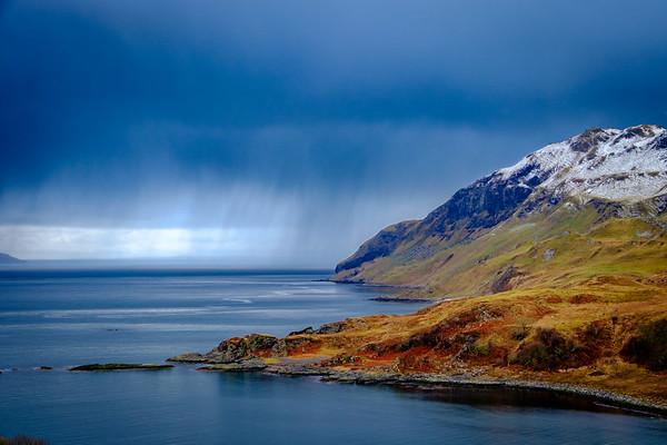 Winter is Coming - Camas nan Gaell, Ardslignish, Ardnamurchan