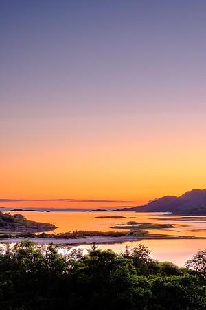 Intensity II - South Channel of Loch Moidart, Doirlinn, Moidart