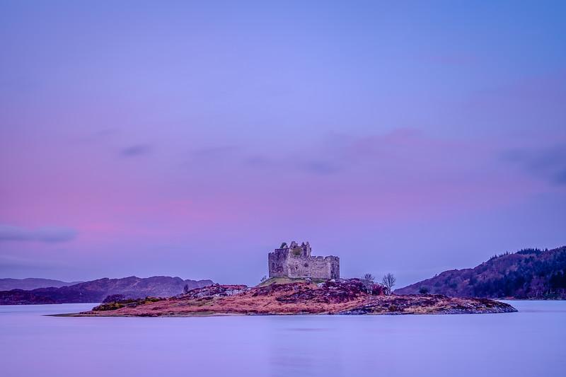 Beginnings – Castle Tioram, Doirlinn, Moidart