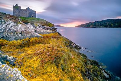 South Channel - Castle Tioram, Loch Moidart, Doirlinn, Moidart