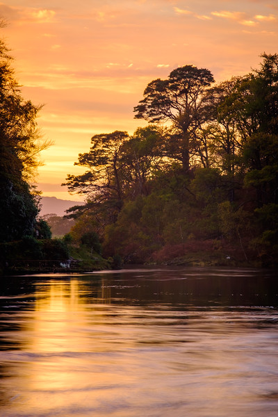 River's End - River Shiel, Blain, Moidart