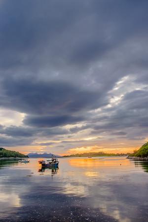 Safe Harbour - Samalaman Bay, Glenuig, Moidart
