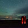 Red Phone Box I - Gobshealach, Kentra Moss, Ardnamurchan