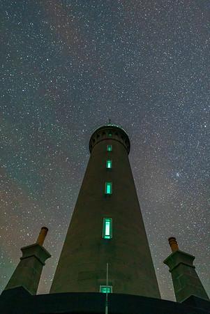 Heavens Above - Ardnamurchan Lighthouse, Ardnamurchan Point, Ardnamurchan