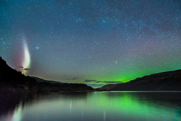 Meet Steve - Camas Allt a' Choire, Loch Arienas, Ardtornish Estate, Morvern