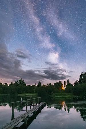 Capricornids - River Shiel, Blain, Moidart