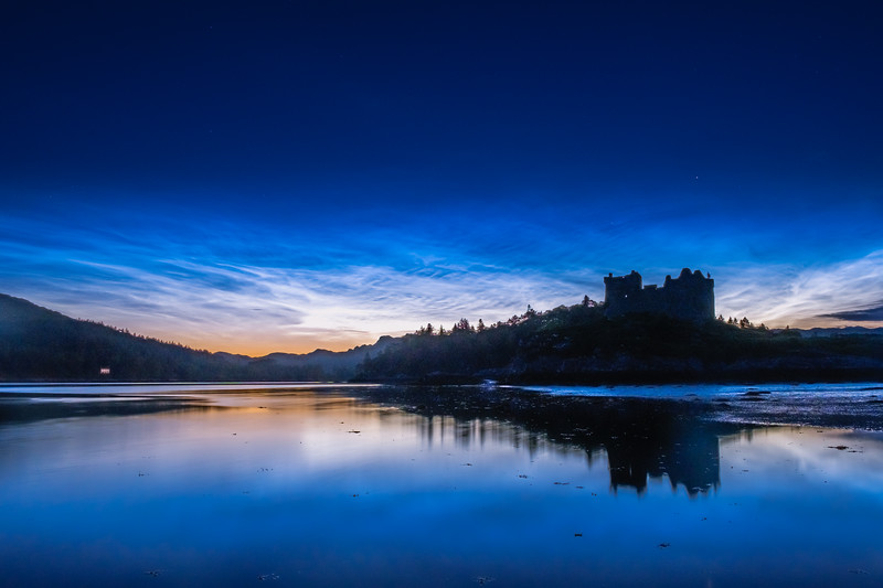 Tioram Night Shining III - Castle Tioram, Doirlinn, Moidart