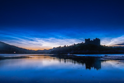 Tioram Night Shining III - Castle Tioram, Doirlinn, Moidart