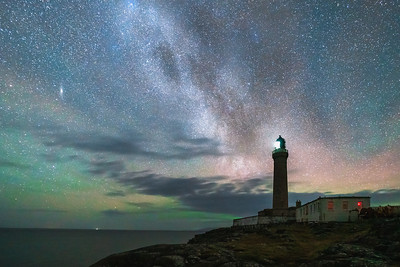 Safe Night Passage - Ardnamurchan Lighthouse, Ardnamurchan Point, Ardnamurchan