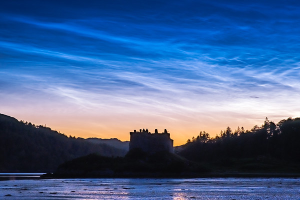 Tioram Night Shining I - Castle Tioram, Doirlinn, Moidart
