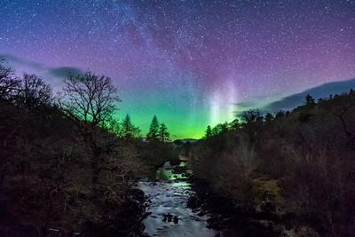 River Lights - River Aline, Ardtornish Estate, Morvern