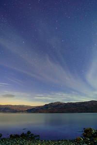 Ice Veil - Loch Sunart, Resipole, Sunart
