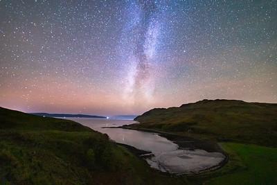 Western Airglow II - Camas Nan Geall, Ardslignish, Ardnamurchan