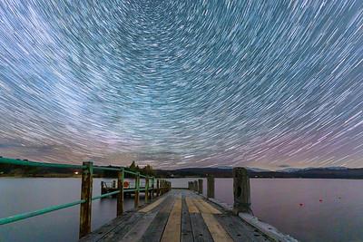 Night Time Passing - Loch Shiel, Acharacle, Ardnamurchan