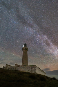 Under Our Galaxy I - Ardnamurchan Lighthouse, Ardnamurchan Point, Ardnamurchan