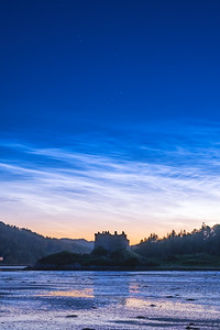 Tioram Night Shining II - Castle Tioram, Doirlinn, Moidart