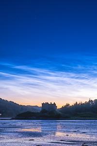 Tioram Night Shining II - Castle Tioram, Doirlinn, Moidart