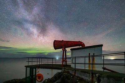 Warning Sound II - Ardnamurchan Lighthouse, Ardnamurchan Point, Ardnamurchan