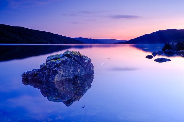 Perfect Moment - Loch Sunart, Rockpool House, Resipole, Sunart