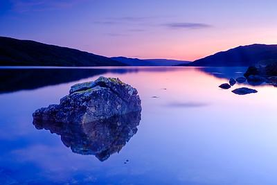 Perfect Moment - Loch Sunart, Rockpool House, Resipole, Sunart