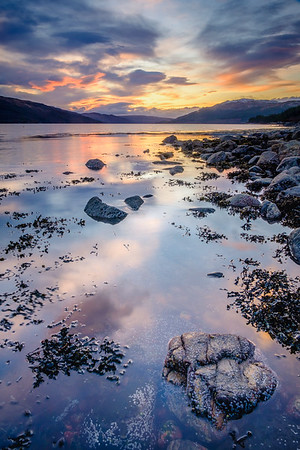 Farewell 2020 II - Loch Sunart, Resipole, Sunart